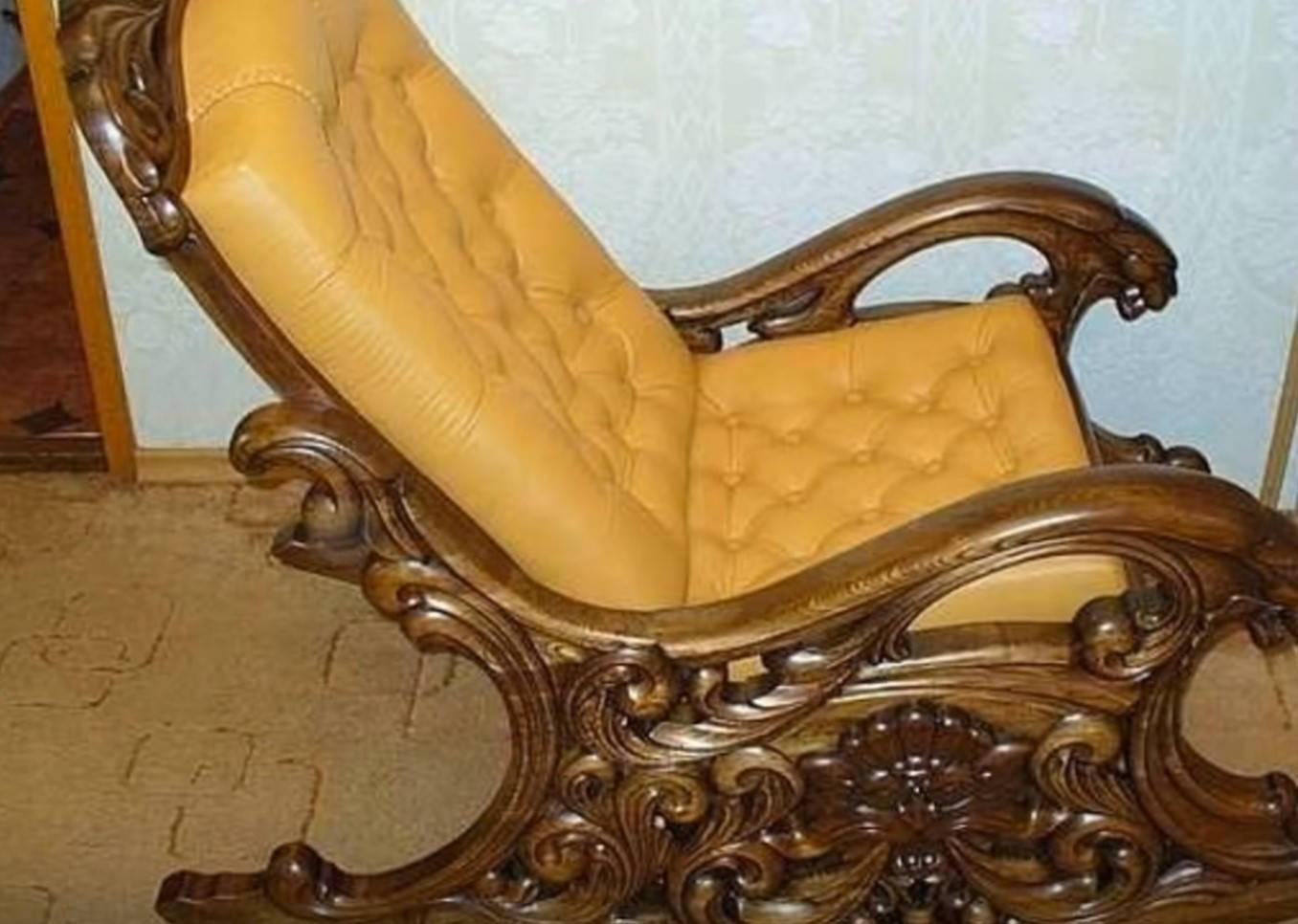 Мебель своими руками из дерева кресло