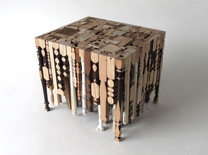Поделки своими руками из отходов древесины 30